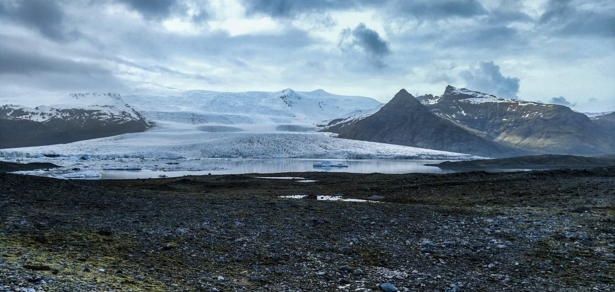 Landscape View of Iceland