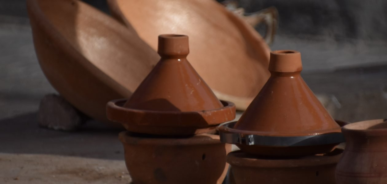 Tagines for Sale in Tiznit